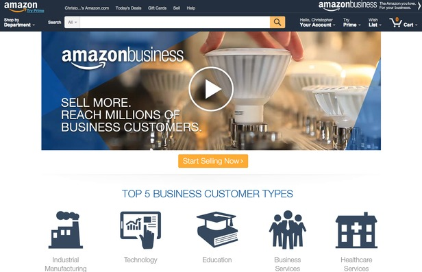 amazon marketplace business ekr orchestra